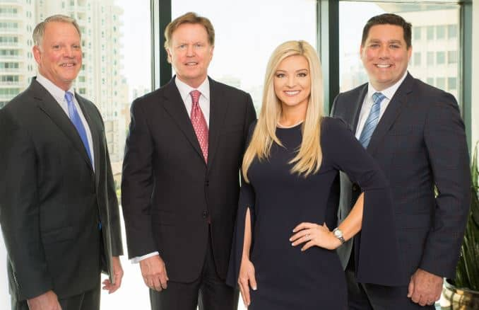 Sarasota Real Estate Attorneys: Peter Z. Sokos, Sam.D Norton, Ally S. Glauser and Mike P. Infanti