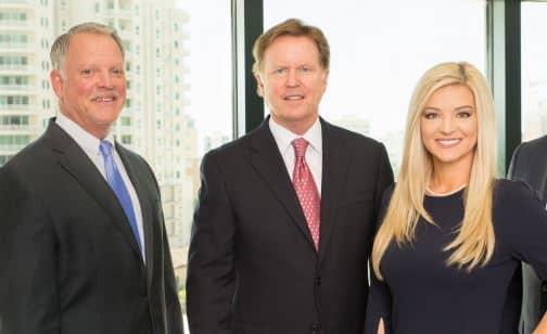 Sarasota Real Estate Attorneys: Peter Z. Sokos, Sam.D Norton, Ally S. Glauser and Mike P. Infanti
